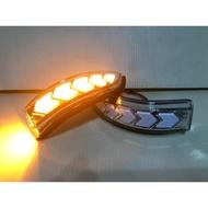 全新品 豐田ALTIS 14-18年後視鏡LED流水方向燈