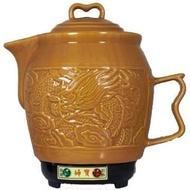 【山山小鋪】婦寶3.6L金龍陶瓷煎藥壺 LF-560