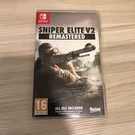 狙擊之神 V2 有中文 switch 遊戲
