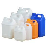 #新款#2.5/5/10KG升L公斤塑膠方桶形酒桶包裝桶壺扁桶密封桶食品級加厚