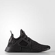 (adidas) Mens Adidas NMD XR1 Triple Black BA7214-