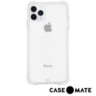 【CASE-MATE】iPhone 11 Pro Max Tough Clear 強悍防摔手機保護殼 - 透明(限量贈送原廠玻璃保貼)