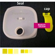 Tupperware Spare Part Fridge Water Bottle 2 Litre Cap and Seal Cover
