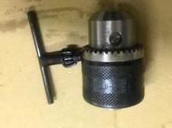 ROHM 德國製 衝擊式起子機轉電鑽 三分夾頭 3/8 -24UNF 三爪夾頭整組(含扳手)