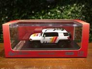 1/64 StanceHunter Toyota FJ Cruiser XJ10 TRD White【MGM】