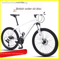 British Lanling Raleigh mountain bike male adult variable speed light off-road road racing1