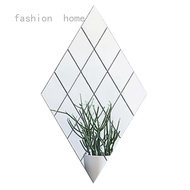15Cm*15Cm Wall Sticker Mirror Decorative Self-Adhesive Bathroom Mirror Surface Waterproof Diy