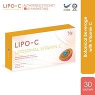 ✢  Lipo-C Liposomal Vitamin C 1000 mg Lipo C (Made in Malaysia)