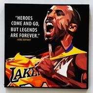 Kobe Bryant 藝術掛畫 /pop art 普普 藝術 掛畫 籃球