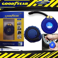 GOODYEAR TIRE GAUGE EASY VIEWING WITH BLUE BACKLIGHTONE B