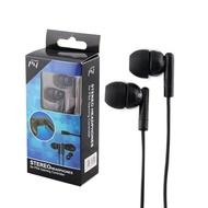 เรือฟรีใหม่หูฟังเล่นเกมสายหูฟังคู่ BASS 3.5 มม. สำหรับ PS4