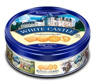 114g White Castle Butter Cookies