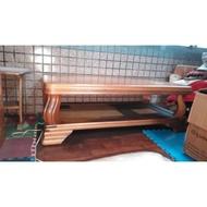 二手實木傢具出清 大茶几 小茶几 單人椅