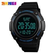 時刻美 SKMEI 1346 戶外男士手錶LED數碼手錶 50M防水手錶 時尚休閒手錶 運動手錶 倒計時