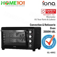 ▫◆Iona Convection and Rotisserie Oven 2000W 48L GL-4802