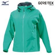 女款單層GORE-TEX防水透氣外套 B2JE9X1024(湖水綠)【美津濃MIZUNO】