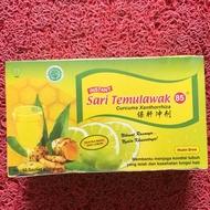 SARI TEMULAWAK 85 -Extra Lemon Honey