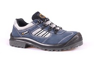 KPR Safety Shoes Sport Navy M-017B (Low Cut lace up) PSB Approved  *FREE SHIPPING BY QXPRESS*