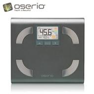 體脂計 可量內臟脂肪 台灣製造 四合一多功能體脂計 台灣品牌【oserio歐瑟若】FFP-330B 灰色