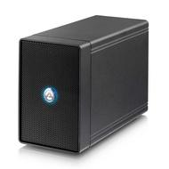 和 AKiTiO NT2 U31C 鐵甲威龍 雙磁碟硬體架構磁碟陣列外接盒