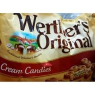 Werther's Orginal偉特  原味鮮奶油糖 偉特糖 1000公克-吉兒好市多COSTCO代購