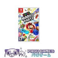 『PAGU GAMES』Super Mario Party (Switch)