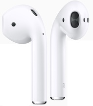 Apple 蘋果 AirPods 藍芽耳機 二代 台灣公司貨