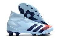 แท้จริง รองเท้าฟุตบอล adidas Predator Mutator 20.1 AG SIZE 39-45 Light blue รองเท้าสตั๊ด รองเท้าฟุตซอล ของแถมส่ง 5 วัน!