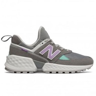 New Balance 574Sv2 女鞋 休閒 麂皮 Fresh Foam 灰 紫【運動世界】WS574PRC