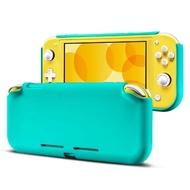 【tomtoc】任天堂Switch Lite 副廠 液態矽膠保護殼 藍綠(Switch Lite保護殼)