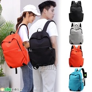 【Osun】USB充電防水牛津布休閒雙肩背包(顏色任選/CE346)