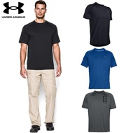 【UNDER ARMOUR】UA 男 Tech 2.0 短T-Shirt_1345317-001(黑灰)