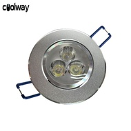 [Coolway Downlight 3W/5W/7W LED Recessed Ceiling Downlight Spotlight Wall Background Decor Light,Coolway Downlight 3W/5W/7W LED Recessed Ceiling Downlight Spotlight Wall Background Decor Light,]