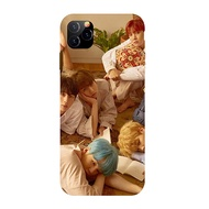 Xkpopfans Kpop BTS Album Love Yourself Phone Case for iPhone Jimin Suga V J-Hope Phone Cover