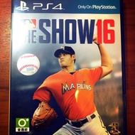 PS4 MLB THE SHOW16 偉殷封面