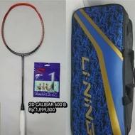 Raket Badminton ORIGINAL LINING 3D CALIBAR 600 B