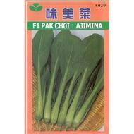 【蔬菜種子】味美菜,400顆種子。日本進口的新種蔬菜!全年皆可播種