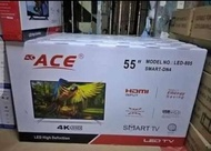 ACE SMART TV 55 INCHES