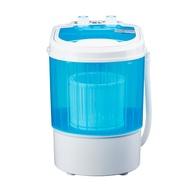 【快速出貨】110V迷你洗衣機等小型內衣褲洗脫一體單桶家用半全自動迷你洗衣機