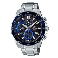Casio Edifice EFR-557CD-1AV นาฬิกาข้อมือผู้ชาย โครโนกราฟ สายสแตนเลส รุ่น (ของแท้100% )