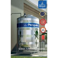 PENGUIN TBSK 500 ( 500 Liter ) STAINLESS STEEL TOREN TANGKI AIR