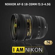 【eYe攝影】國祥公司貨 Nikon Af-s 18-35mm f3.5-4.5G 銀廣角 旅遊鏡 D750 D610