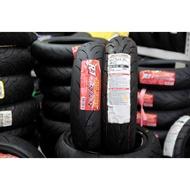 MAXXIS R1 110/70-12 配  Bridgestone SC1 130/70-12