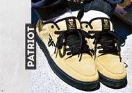 Fallen滑板鞋20年春季款-Patriot Billy Marks