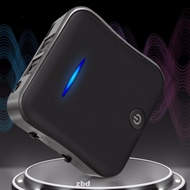 APTX HD Audio Black Portable USB 5.0 Wireless Universal CSR8675 Bluetooth Transmitter