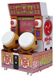 現貨 玩具e哥 WAVE組裝模型 1/12 太鼓達人 初代框體 街機遊戲機台 代理52018