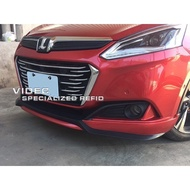 巨城汽車精品 納智捷 LUXGEN 2017 U6 GT 空力套件- 前下巴 ABS