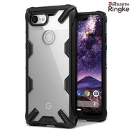 【Ringke】Rearth Google Pixel 3 XL [Ringke Fusion X] 透明背蓋防撞手機殼(Ringke透明殼)