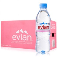 法國evian依雲天然礦泉水(500ml/30瓶)/免運費服務