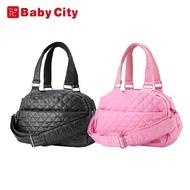 【Baby City 娃娃城】超輕量減壓媽媽包/側揹(2色)